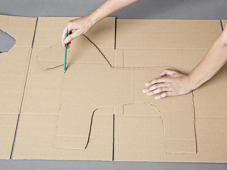 tutorial pi ata unicornio. Black Bedroom Furniture Sets. Home Design Ideas